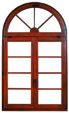Wyprzedaż okien drewnianych